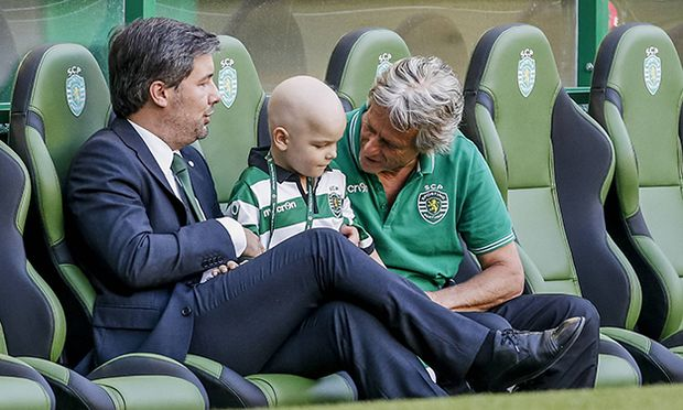 Sporting vs Lyon Lisbon 23 07 2016 The Sporting Clube de Portugal received this afternoon Olympiq / Bild: (c) imago/GlobalImagens (imago sportfotodienst)