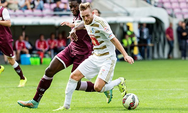 SOCCER - Schweizer Cup, Geneve vs Luzern / Bild: (c) GEPA pictures/ EQ Images