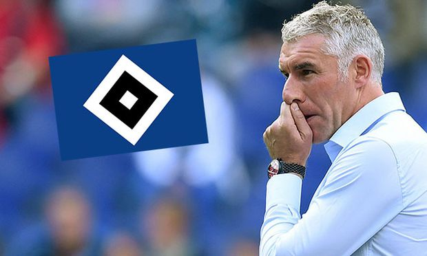 SOCCER - DFL, Hannover vs HSV / Bild: (c) GEPA pictures/ Witters