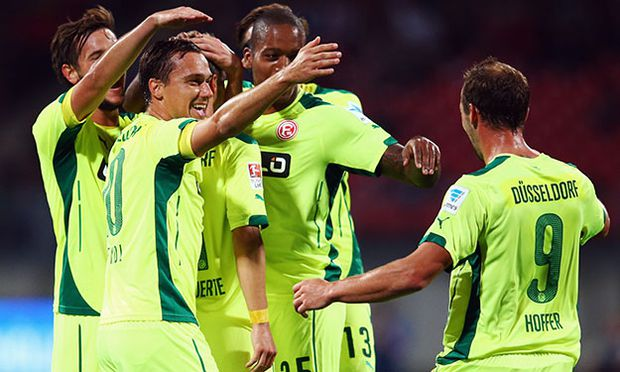 1. FC Nuernberg v Fortuna Duesseldorf - 2. Bundesliga / Bild: (c) Bongarts/Getty Images (Alex Grimm)