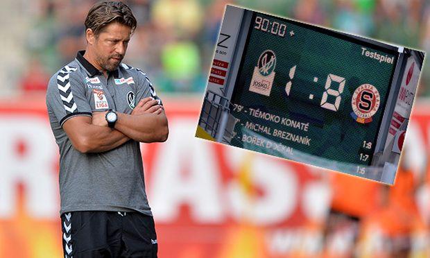 SOCCER - Ried vs Sparta, test match / Bild: (c) GEPA pictures/ Florian Ertl