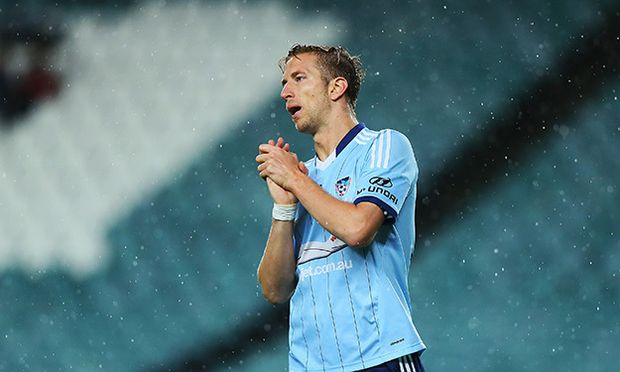 A-League Rd 24 - Sydney v Adelaide / Bild: (c) Getty Images (Joosep Martinson)