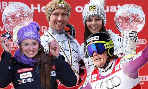 ALPINE SKIING - FIS WC Meribel / Bild: (c) GEPA pictures/ Harald Steiner