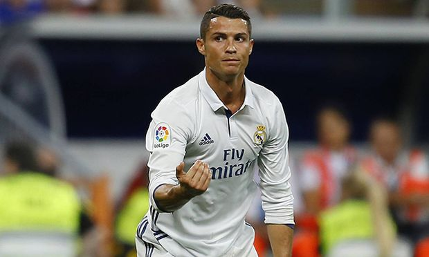 LaLiga match between Real Madrid and FC Villarreal In this picture Cristiano Ronaldo xÃüNGELxRIVE / Bild: (c) imago/Marca (imago sportfotodienst)