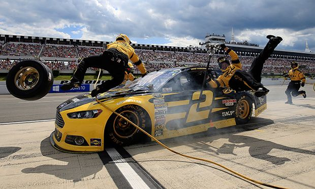 NASCAR Sprint Cup Series Windows 10 400 / Bild: (c) Getty Images (Chris Trotman)
