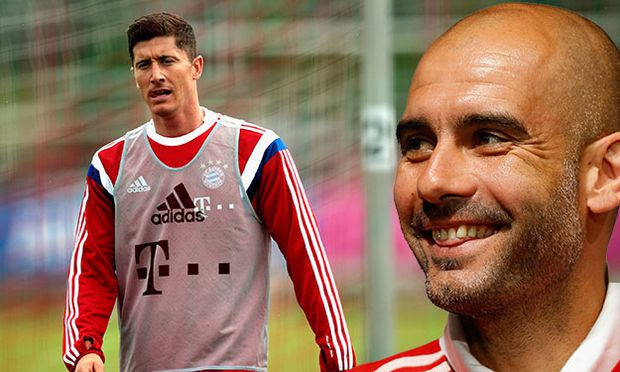 Bayern Muenchen - Training Session / Bild: (c) Bongarts/Getty Images (Johannes Simon)