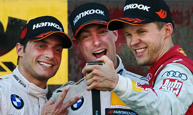 DTM German Touring Car Moscow - Race / Bild: (c) Bongarts/Getty Images (Alex Grimm)