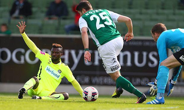 SOCCER - BL, Mattersburg vs A.Wien / Bild: (c) GEPA pictures/ Ch. Kelemen