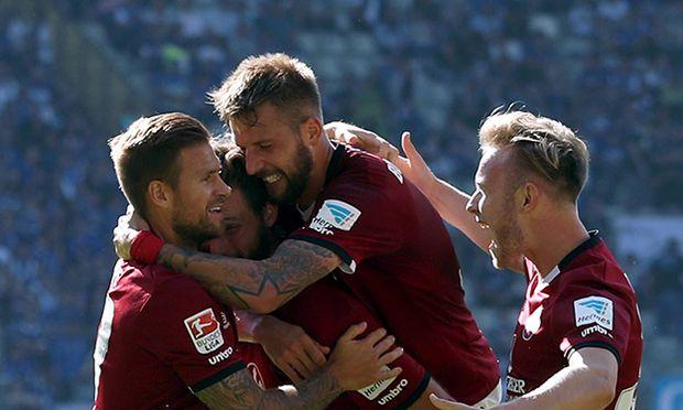 25 09 2016 Fussball Saison 2016 2017 2 Fussball Bundesliga 07 Spieltag DSC Arminia Biel / Bild: (c) imago/Zink (imago sportfotodienst)