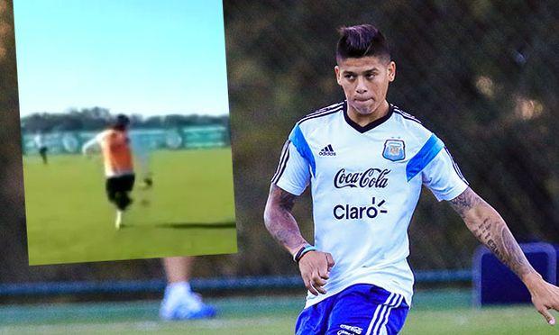 Argentina Training & Press Conference / Bild: (c) Getty Images (Netun Lima)