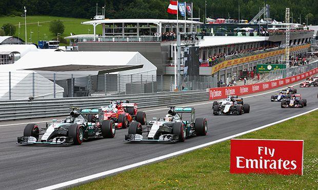 F1 Grand Prix of Austria / Bild: (c) Getty Images (Clive Mason)