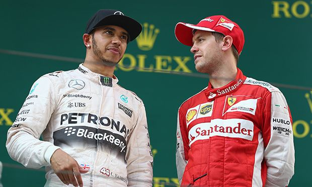 F1 Grand Prix of China / Bild: (c) Getty Images (Clive Mason)