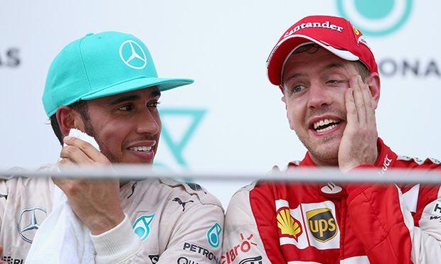 F1 Grand Prix of Malaysia / Bild: (c) Getty Images (Clive Mason)
