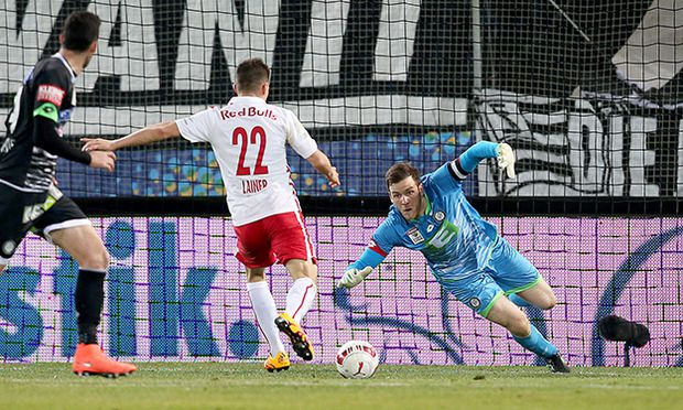 SOCCER - OEFB Samsung Cup, Sturm vs RBS / Bild: (c) GEPA pictures/ Hans Oberlaender