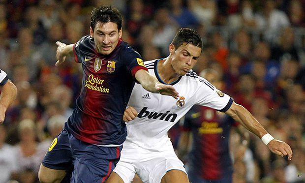 FUSSBALL - Supercopa, Barcelona vs Madrid / Bild: (c) GEPA pictures/ Cordon Press