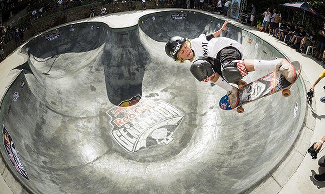 Keegan Palmer - Action / Bild: (c) Marcelo Maragni/Red Bull Content Pool
