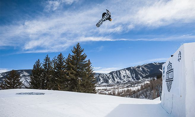 Marc McMorris - Action / Bild: (c) Garth Milan/Red Bull Content Pool