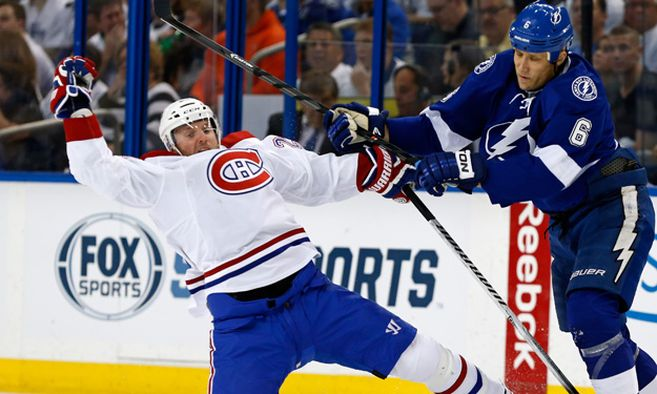 Montreal Canadiens v Tampa Bay Lightning - Game Two / Bild: (c) Getty Images (Mike Carlson)